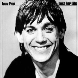 Iggy Pop - Lust For Life - LP (Back To Black Reissue) + MP3