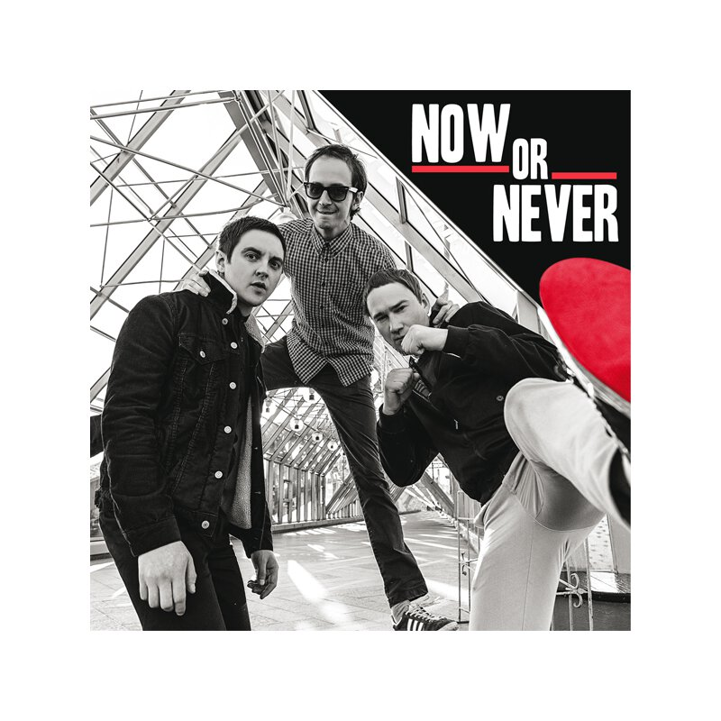 "Riots, The - Now Or Never -  7""  + MP3"
