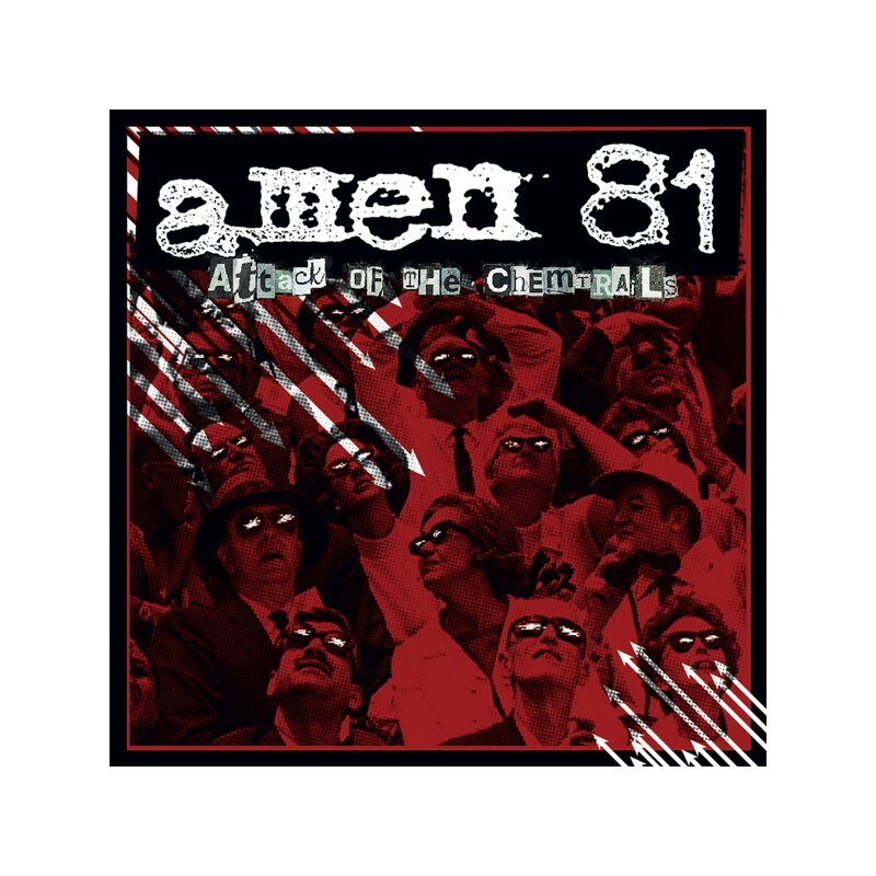 Amen 81 - Attack of The Chemtrails - LP + MP3