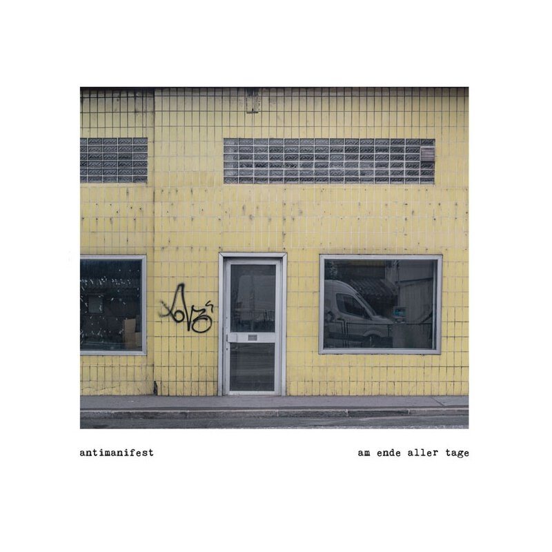 Antimanifest - Am Ende aller Tage - LP + MP3