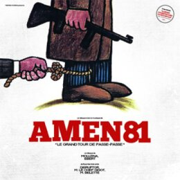 Amen 81 - Le Grand Tour De Passe-Passe - LP