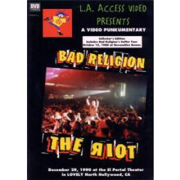 BAD RELIGION - RIOT! - DVD