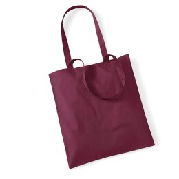 Westford Mill - Totebag blank - burgundy