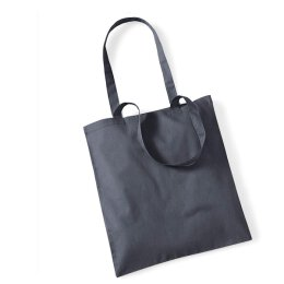 Westford Mill - Totebag blank - graphite grey