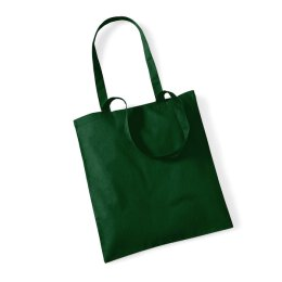 Westford Mill - Totebag blank - forest green