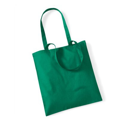 Westford Mill - Totebag blank - kelly green