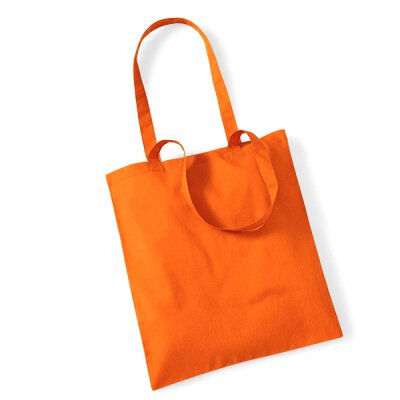 Westford Mill - Totebag blank - orange