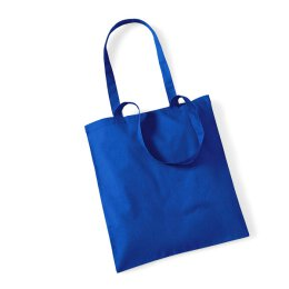 Westford Mill - Totebag blank - royal blue