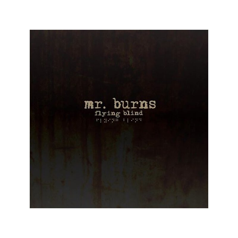 Mr. Burns - Flying Blind - LP (black)