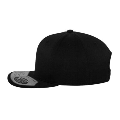Flexfit - 110 Fitted Snapback - black