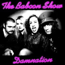 Baboon Show, The - Damnation - LP + MP3 (colored Vinyl)
