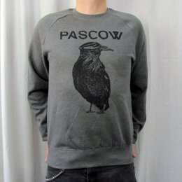 Pascow - Rabe - Sweatshirt - dark heather