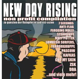 NEW DAY RISING - Benefiz Compilation - CD