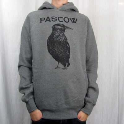 Pascow - Rabe - Kapu - dark heather