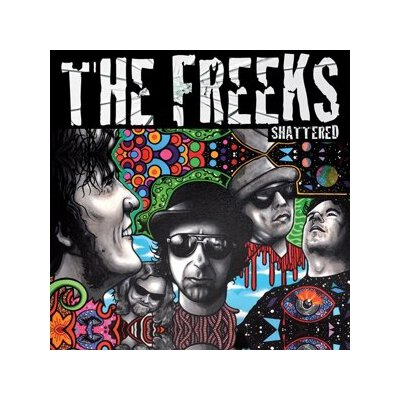 FREEKS, THE - SHATTERED - LP