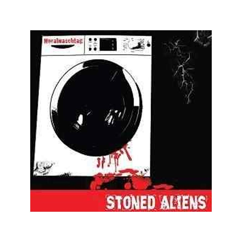 Stoned Aliens - Moralwaschtag - CD