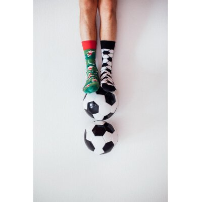 Many Mornings Socks - Football Fan - Kids Socken