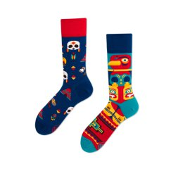 Many Mornings Socks - Apache Tribe - Socken