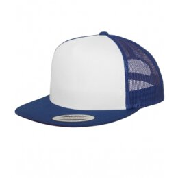 Flexfit - Classic Trucker Cap (6006W) - royal...