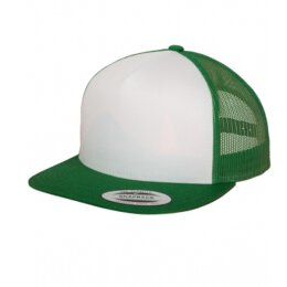Flexfit - Classic Trucker Cap (6006W) - kelly...