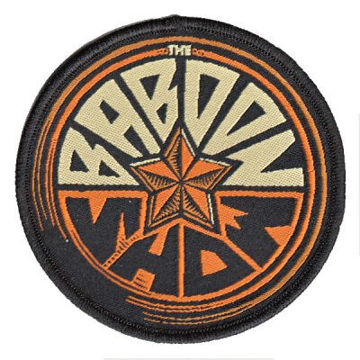 Baboon Show, The - Logo - Patch