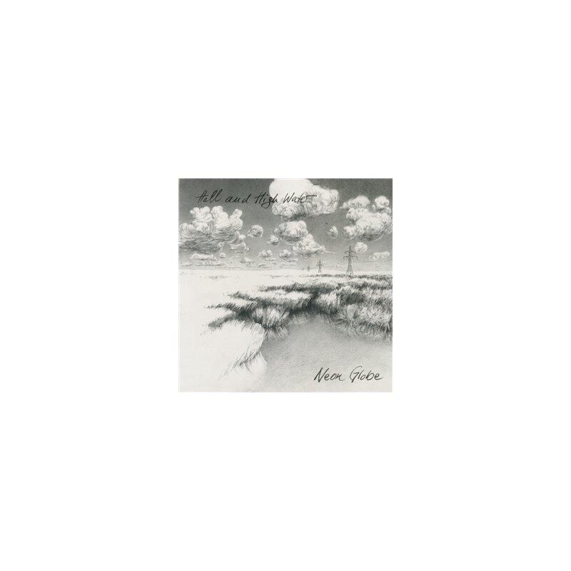 HELL AND HIGH WATER - NEON GLOBE - LP