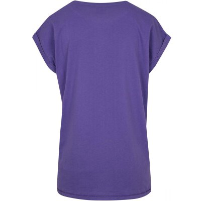 Urban Classics - TB771 - Ladies Extended Shoulder Tee - ultraviolet
