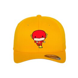 Flash - Comic - Flexfit Cap - gold