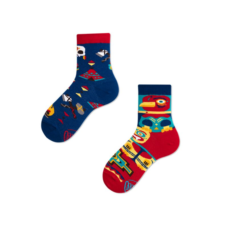 Many Mornings Socks - Apache Tribe - Kids Socken