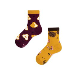 Many Mornings Socks - Pear Pair - Kids Socken