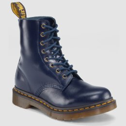 Dr. Martens - 8 Loch Boot PASCAL - Dress Blues - buttero...